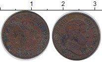 Изображение Монеты Испания 1 сентим 1906 Бронза VF Альфонсо XIII