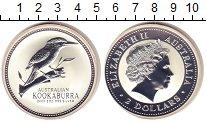 Изображение Монеты Австралия 2 доллара 2003 Серебро Proof