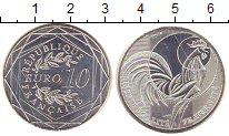 Изображение Монеты Европа Франция 10 евро 2016 Серебро Proof-