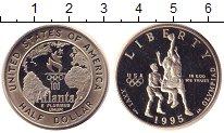 Изображение Монеты Северная Америка США 1/2 доллара 1995 Медно-никель Proof