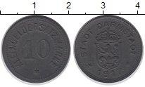 Изображение Монеты Германия : Нотгельды 10 пфеннигов 1917 Цинк XF