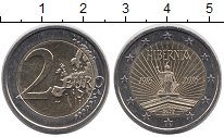 Изображение Монеты Ирландия 2 евро 2016 Биметалл UNC