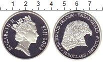 Изображение Монеты Австралия и Океания Фиджи 10 долларов 2002 Серебро Proof