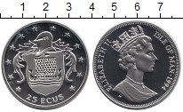 Изображение Монеты Остров Мэн 25 экю 1994 Серебро Proof