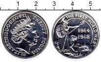 Изображение Монеты Великобритания 20 фунтов 2014 Серебро Prooflike