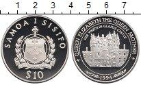 Изображение Монеты Австралия и Океания Самоа 10 долларов 1994 Серебро Proof