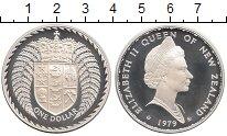 Изображение Монеты Австралия и Океания Новая Зеландия 1 доллар 1979 Серебро Proof