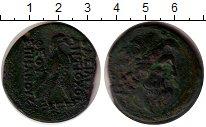 Изображение Монеты Древний Рим Номинал 0 Бронза VF Антиохия