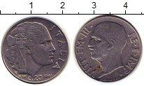 Изображение Монеты Европа Италия 20 сентесим 1941 Железо XF