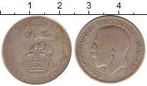 Изображение Монеты Европа Великобритания 1 шиллинг 1921 Серебро VF
