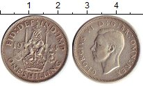Изображение Монеты Европа Великобритания 1 шиллинг 1944 Серебро XF