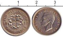 Изображение Монеты Европа Великобритания 3 пенса 1937 Серебро XF