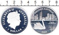 Изображение Монеты Австралия и Океания Австралия 1 доллар 2006 Серебро Proof
