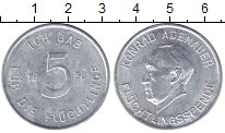 Изображение Монеты Европа Германия жетон 1963 Алюминий XF
