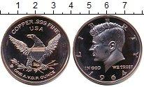 Изображение Мелочь США 1 унция 1964 Медь UNC