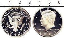 Изображение Монеты Северная Америка США 1/2 доллара 2009 Серебро Proof
