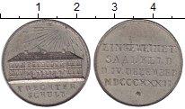 Изображение Монеты Германия Саксен-Кобург-Саалфелд жетон 1832 Серебро XF+