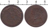 Изображение Монеты Северная Америка Канада Медаль 1939 Бронза XF