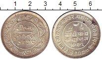 Изображение Монеты Азия Кач 5 кори 1936 Серебро XF+