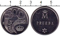 Изображение Монеты Испания 500 песет 1987 Медно-никель UNC