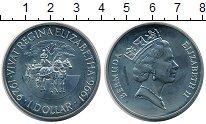 Изображение Монеты Бермудские острова 1 доллар 1996 Медно-никель UNC