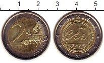 Изображение Монеты Бельгия 2 евро 2010 Биметалл UNC- Председательство  Бе