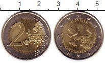 Изображение Монеты Европа Монако 2 евро 2013 Биметалл UNC-