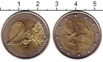 Изображение Монеты Монако 2 евро 2013 Биметалл UNC-