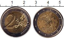 Изображение Монеты Европа Словения 2 евро 2014 Биметалл UNC-