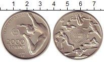 Изображение Монеты Венгрия 2000 форинтов 2016 Медно-никель UNC- Рио-2016