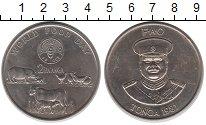 Изображение Монеты Австралия и Океания Тонга 2 паанга 1981 Медно-никель UNC