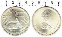 Изображение Монеты Северная Америка Канада 10 долларов 1976 Серебро UNC