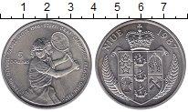 Изображение Монеты Ниуэ 5 долларов 1987 Медно-никель UNC- Штеффи Граф,Теннис