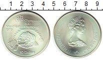 Изображение Монеты Северная Америка Канада 10 долларов 1976 Серебро UNC-