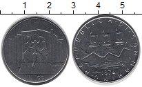 Изображение Монеты Европа Сан-Марино 100 лир 1976 Медно-никель UNC