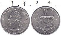 Изображение Монеты Северная Америка США 1/4 доллара 2002 Медно-никель UNC-