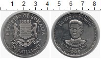 Изображение Мелочь Африка Сомали 25 шиллингов 2000 Медно-никель UNC-