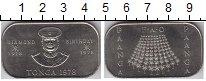 Изображение Монеты Тонга 1 паанга 1978 Медно-никель UNC