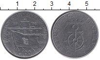 Изображение Монеты Италия 100 лир 1981 Сталь UNC-