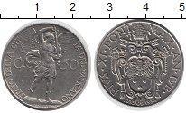 Изображение Монеты Европа Ватикан 20 сентим 1934 Медно-никель XF+