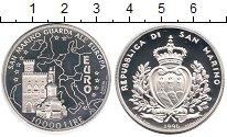 Изображение Монеты Европа Сан-Марино 10000 лир 1996 Серебро Proof