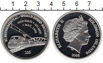 Изображение Монеты Австралия и Океания Соломоновы острова 10 долларов 2008 Серебро Proof