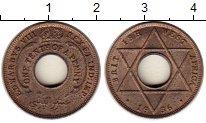 Изображение Монеты Западная Африка 1/10 пенни 1936 Медно-никель UNC- Эдуард VIII