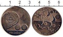Изображение Мелочь Африка Кабо-Верде 200 эскудо 2005 Медно-никель UNC-