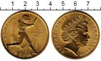 Изображение Монеты Австралия и Океания Австралия 5 долларов 2000 Латунь UNC-
