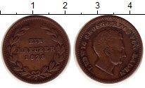 Изображение Монеты Германия Баден 1 крейцер 1828 Медь XF-