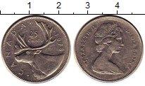 Изображение Монеты Северная Америка Канада 25 центов 1978 Медно-никель XF