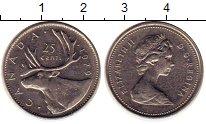 Изображение Монеты Канада 25 центов 1979 Медно-никель XF
