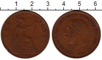 Изображение Монеты Европа Великобритания 1 пенни 1930 Бронза XF