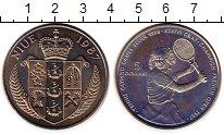 Изображение Монеты Ниуэ 5 долларов 1987 Медно-никель UNC- Олимпиада,теннис